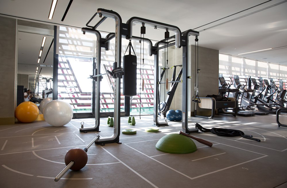 <p>Kx Gym by the Sea</p>
